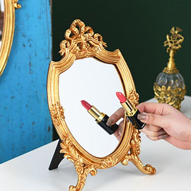 Espejo decorativo Miroir, espejo decorativo De Pared, Mural Vintage, relieve Retro