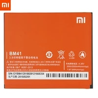 new high quality battery bm41 for xiaomi redmi 1 1s 2050mah 3 8v mobile phone batterie rechargeable accumulator in stock