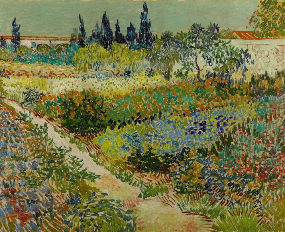 Vincent Van Gogh-Póster Artístico impreso para decoración de pared, pinturas al óleo...