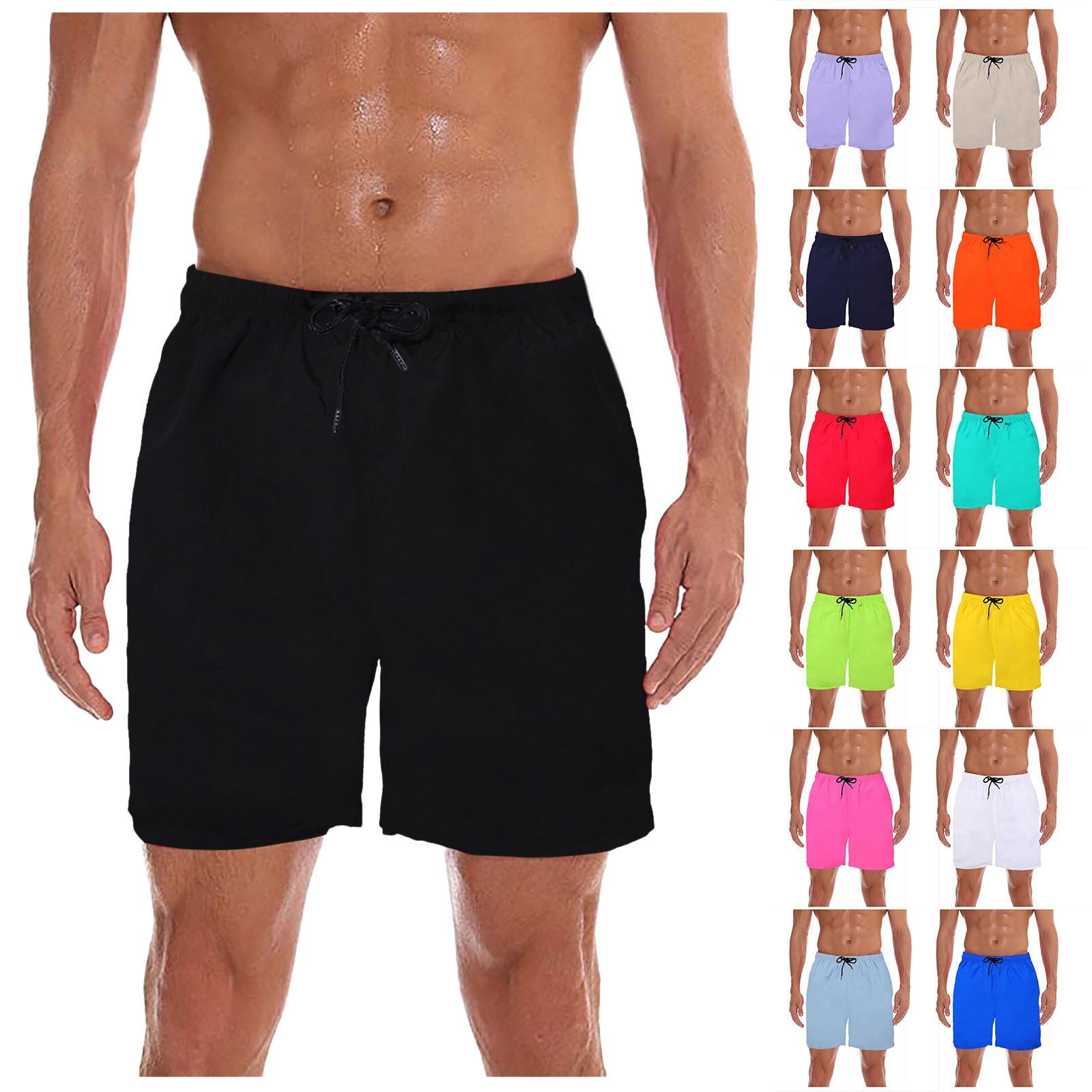 Размера плюс шорты Для Мужчин