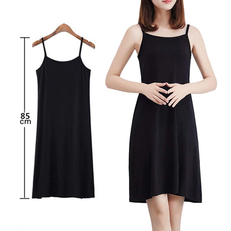 Spring Summer 2021 Woman Tank Dress Casual  Sexy Camisole Elastic Female Home Beach Dresses  Sexy Dress фото