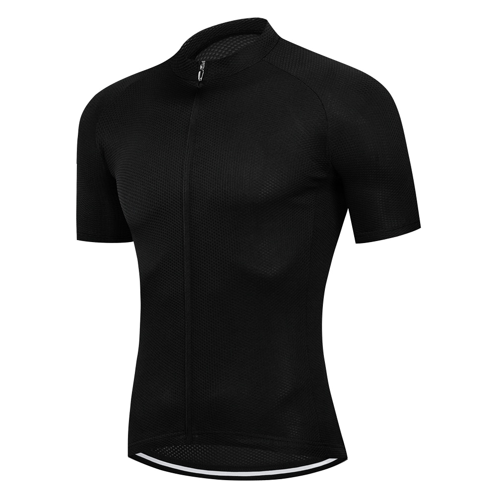 Camiseta de manga corta para Ciclismo para hombre, Maillot transpirable de verano...