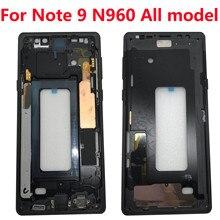 Cadre de châssis de cadre de cadre moyen pour Samsung Galaxy Note 9 N960F N960 N9600 N960FD N960U