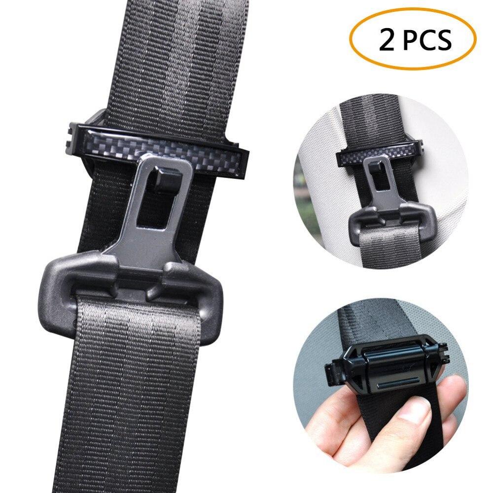 Clip de cinturón de seguridad de coche accesorios pegatinas para Infiniti g35 sedán coupe g37 fx35 q50 qx60 qx80 qx56 q30 qx 2015, 2016, 2017, 2018