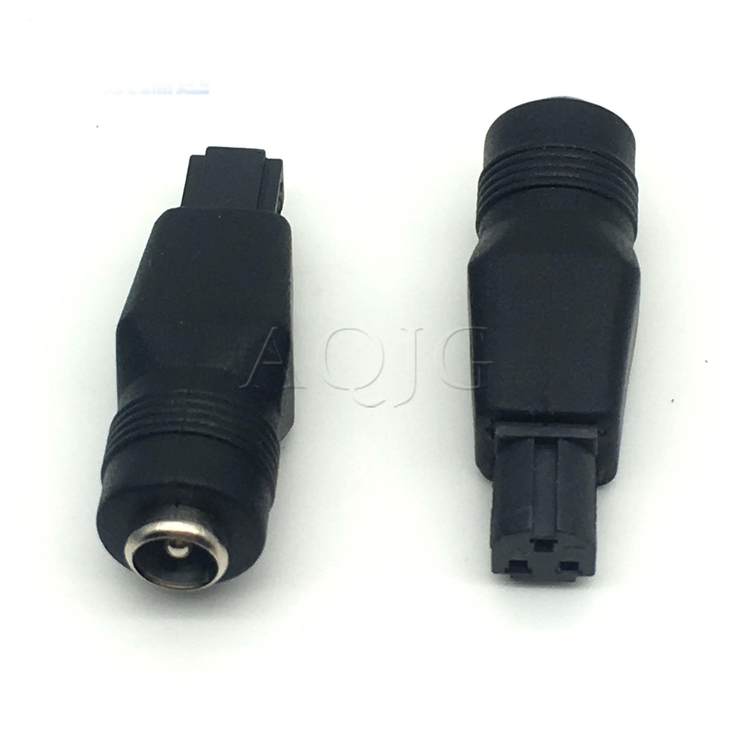 Para Dell adaptador de corriente de tres agujeros DC5.5 * 2,1 A 3 agujeros/pin macho enchufe de CC convertidor de conector de alimentación para ordenador portátil Dell