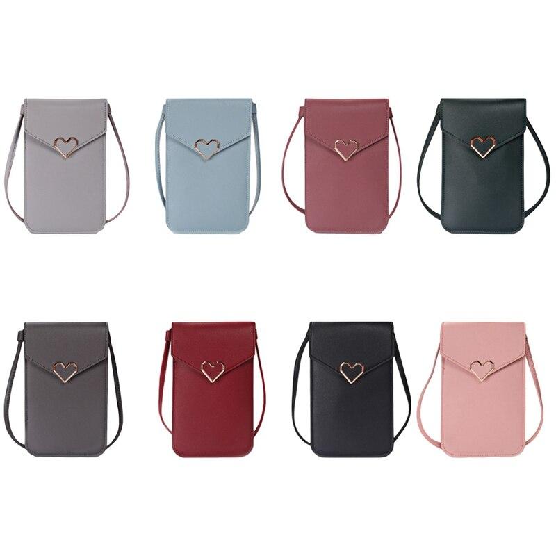 Petit sac de téléphone portable à la mode