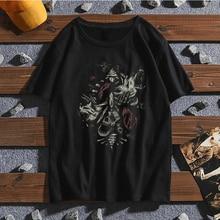 Scylla Kpop Grunge T shirt Men Women Fashion Graphic Cute Tee Top Aesthetic Kawaii Shirt Summer Casual Tops