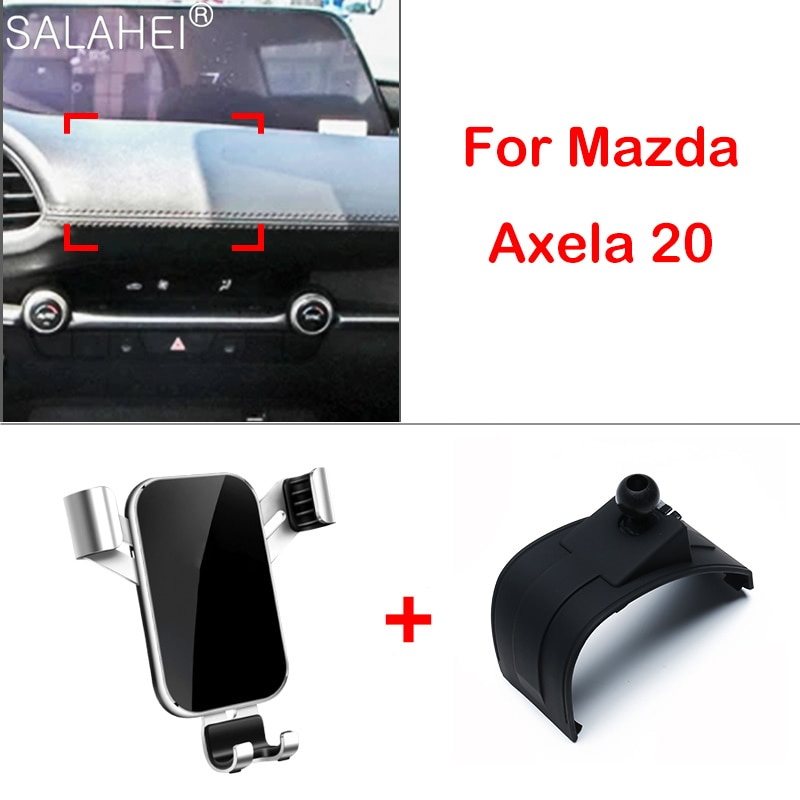 AliExpress - Car Phone Holder Adjustable For Mazda 3 Axela 2020 2021 Interior Dashboard Holder Cell Stand Support Car Mobile Phone Holder