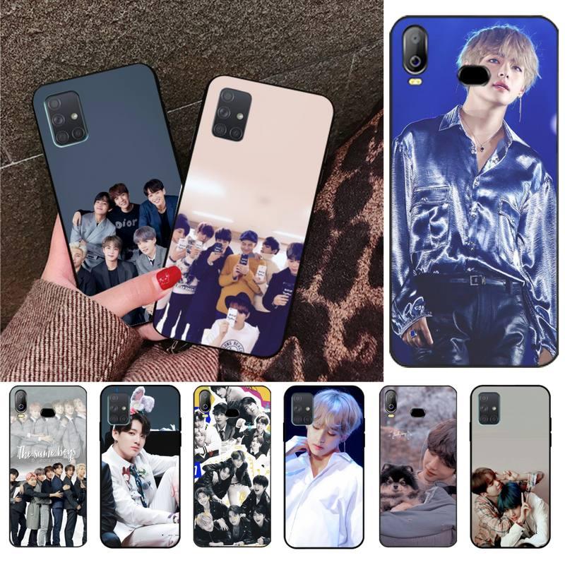 YJZFDYRM Kpop Bangtan Boys Customer Phone Case For Samsung Galaxy A01 A11 A31 A81 A10 A20 A30 A40 A5
