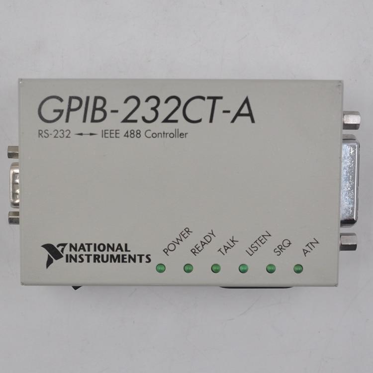 American NI GPIB-232CT-A AC converter