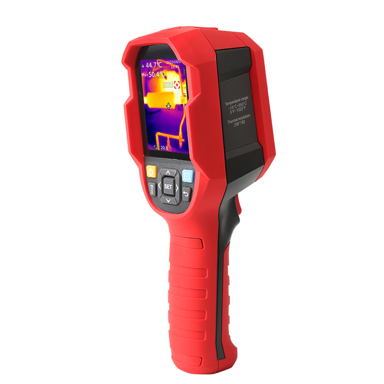 UNI-T UTi260B تصوير الحراري بالأشعة تحت الحمراء الحرارية التصوير بكسل سطح درجة الحرارة الوقت الحقيقي الحرارية الصور تصوير الحراري