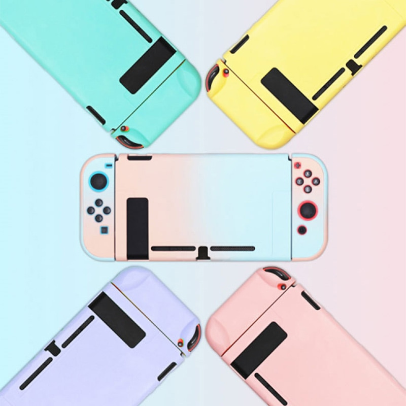 Protetora para Nintendo Capinha de Proteção Completa para Console Capa Switch Nintendo Acessórios