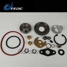 Turbo Reparatie Kit TF035 49135-03101 49135-03130 Turbo Kits Voor Mitsubishi Challanger Delica Pajero Shogun 2.8L 4M40