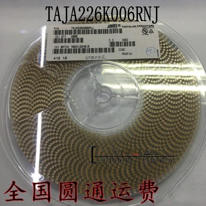Танталовый конденсатор A Тип _ 3216 226K (22 мкФ) 6,3 V ± 10% type A_3216 226K (22 мкФ) 16V ± 10% type A_3216 475K (4,7 мкФ) 16V ± 10%