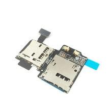 5pcs/lot For Samsung Galaxy S4 i9500 Sim Card Holder Micro SD Card Tray   Micro