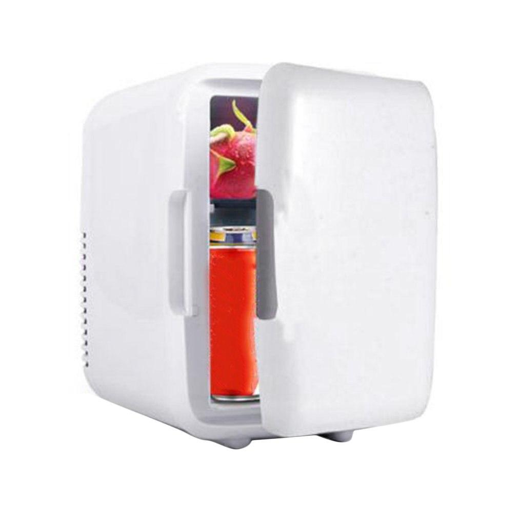 Refrigerador pequeño de tamaño compacto para coche, refrigerador de uso doméstico, doble...