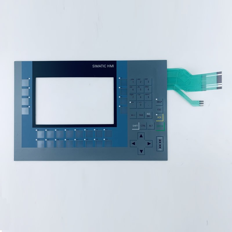 6AG1124-1GC01-4AX0 KP700 لوحة مفاتيح غشائية لإصلاح لوحة HMI سيماتيك ~ تفعل ذلك بنفسك ، لديها في الأوراق المالية