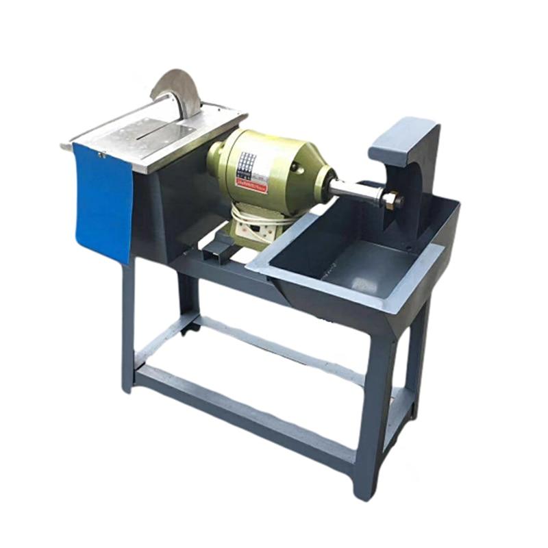 Stone Cutting Polisher Multifunction Home Jade Amber Agate High Power Polishing Beeswax Grinding Machine  Equipment 220V/1500W