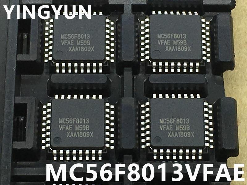 Lote Mc56f8013 Qfp32 Original Novo 5 Pçs – Mc56f8013vfae