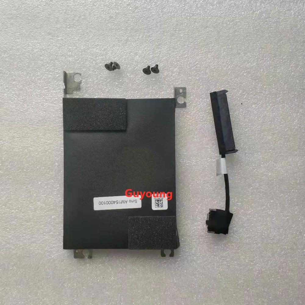 Cable de unidad del disco duro estantes para DELL Latitude E5580 precisión 3520 HDD cable 06NVFT 6NVFT HDD caddy soporte 06F7DD 6F7DD