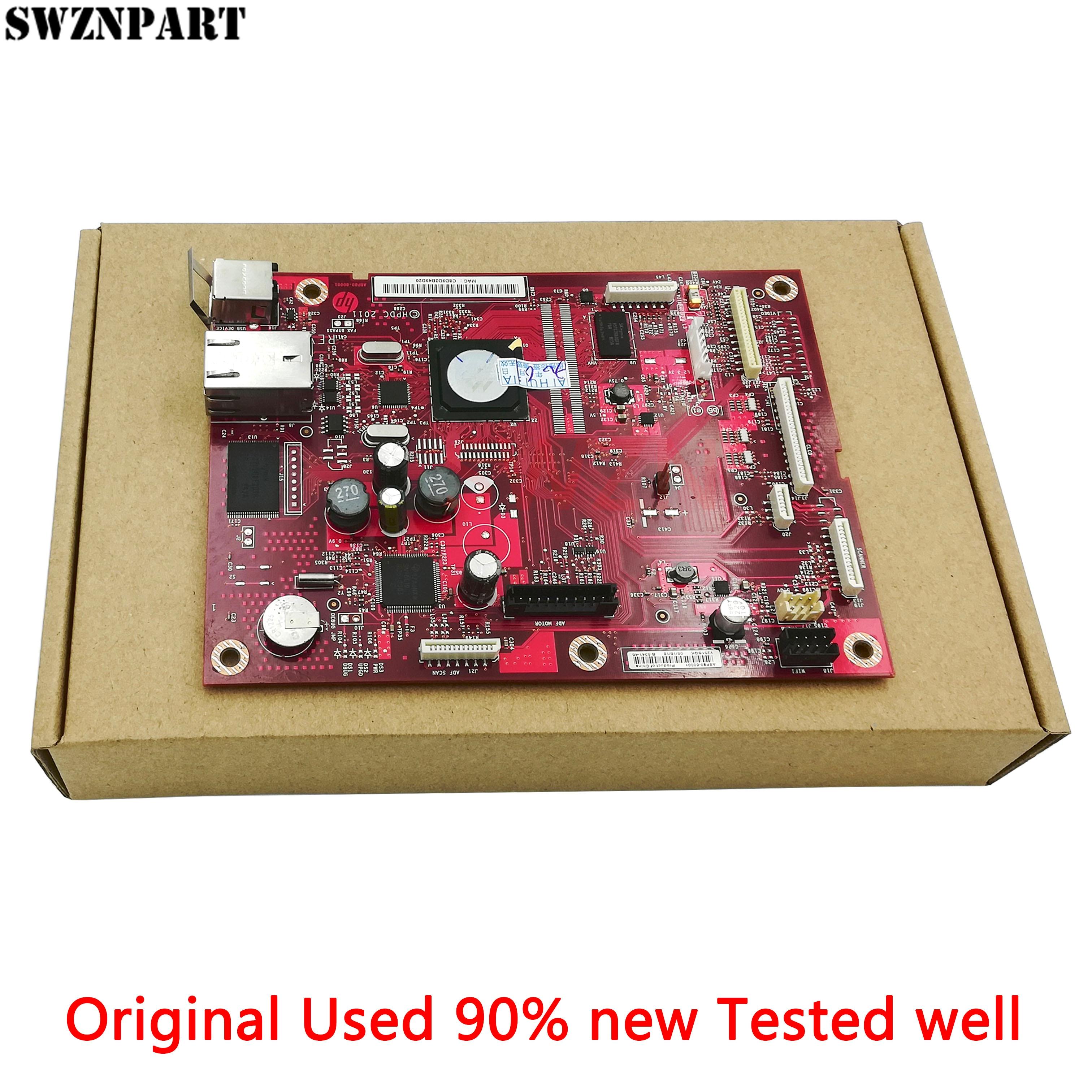 Placa formateadora formateador PCA ASSY placa madre de Tablero Principal lógica para HP Laserjet Pro MFP M521DN 521 M521DW A8P80-60001