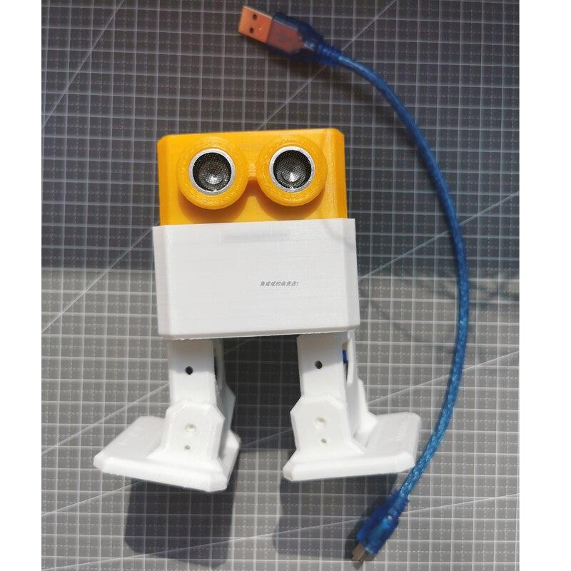 Otto روبوت بيبدواسة الرقص للبرمجة صانع مفتوح المصدر مشروع لتقوم بها بنفسك عدة حزمة المواد الإلكترونية اردوينو