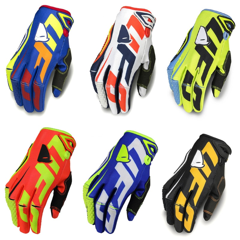2020 motocross cycling MTB Mountain bike Gloves Bicycle riding off road Sports Moto Motorcycle Racin