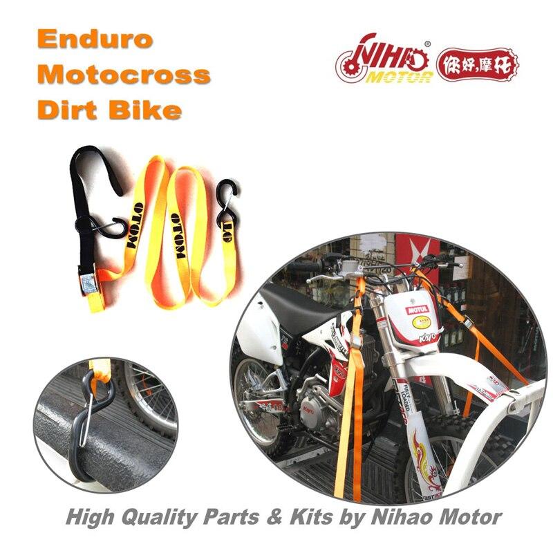 84 peças de motocross universal catraca 1.8m cinto longo bind puxar tira motocicleta transporte enduro kit bicicleta da sujeira reposição cruz