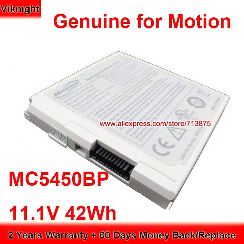 Genuine MC5450BP Battery For Motion CFT-003 M8972 C5 F5 F5v CFT CFT-001 MC-C5 Series Tablet 507.201.02 I510-0RKM000 1510-0463000