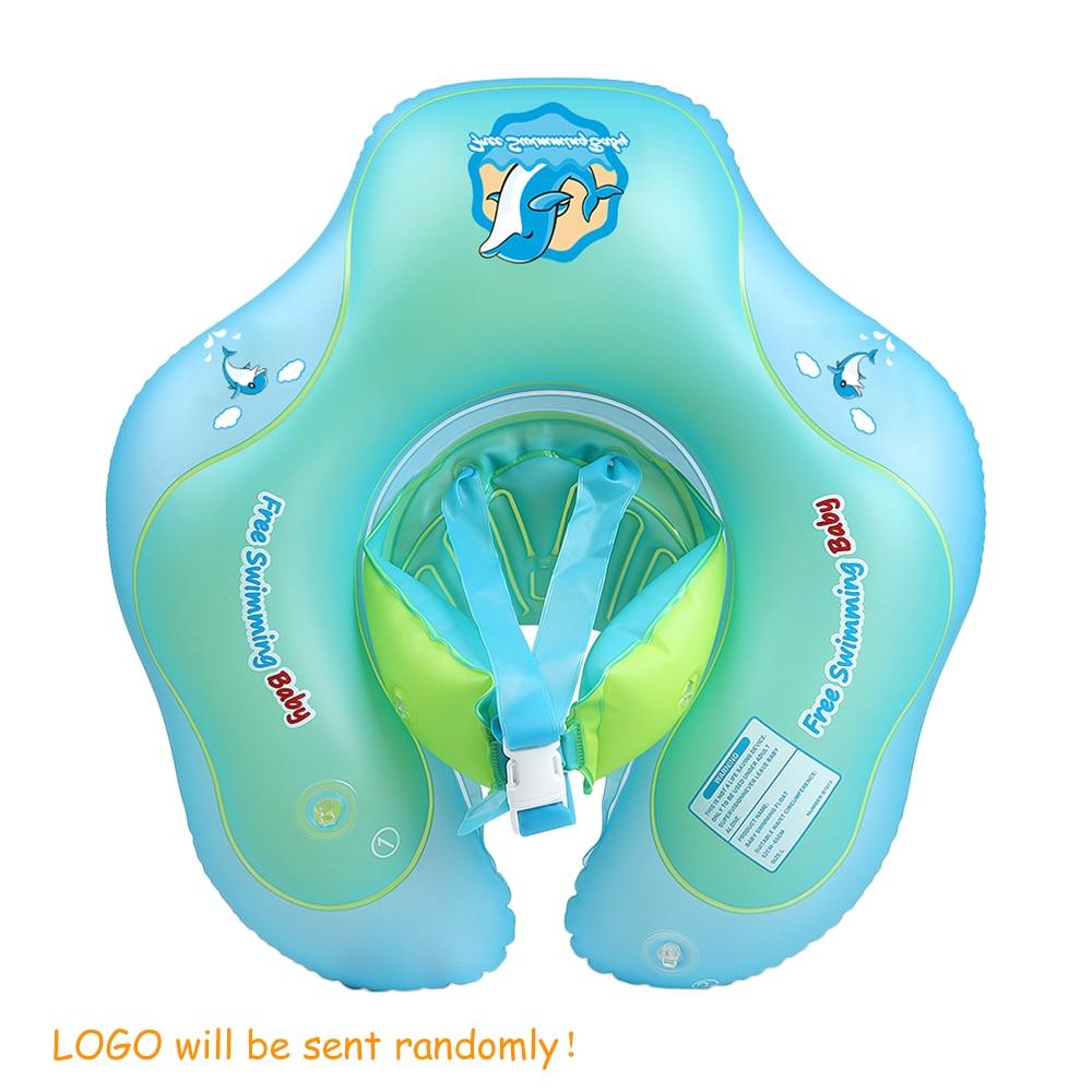 Bebê natação float inflável anel de natação infantil flutuante crianças anel da cintura verão vida anel bóias nadar piscina acessórios
