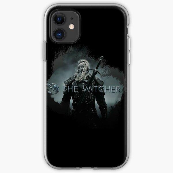 ¡Geralt de Rivia estuche transparente para iPhone X XSMAX XR 11 Pro Max caso para iPhone 6 6s 5 5s 7 8 iphone 7plus caso