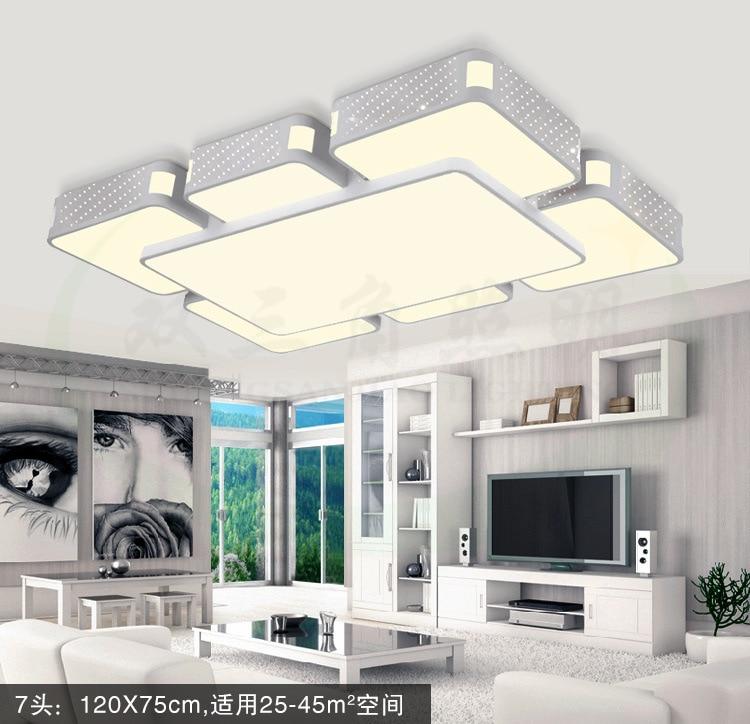 Lámpara Colgante lámparas de Techo para colgar Colgante para el salón luz...
