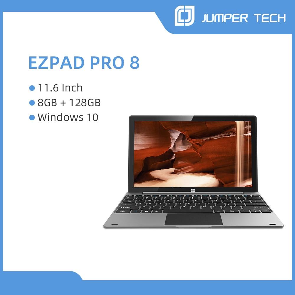 تابلت EZpad Pro 8 الجديد 12GB 128GB 11.6 بوصة 1920*1080 IPS شاشة تعمل باللمس إنتل رباعية النواة الترا سليم Win10