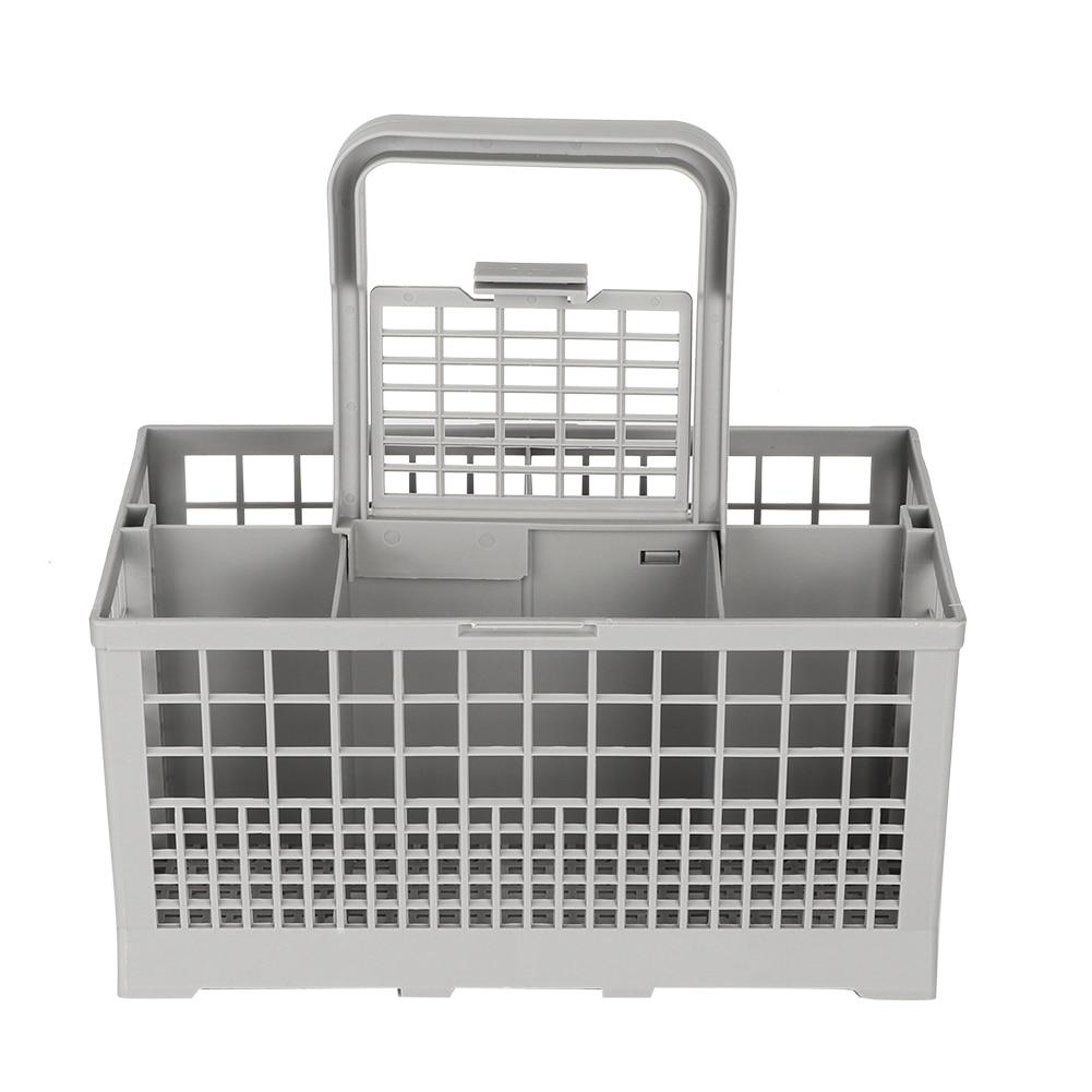 Universal Dishwasher Part Cutlery Basket Storage Box Cutlery Holder Cooking Utensils Fits Kenmore, Whirlpool, Bosch, Maytag, Kit