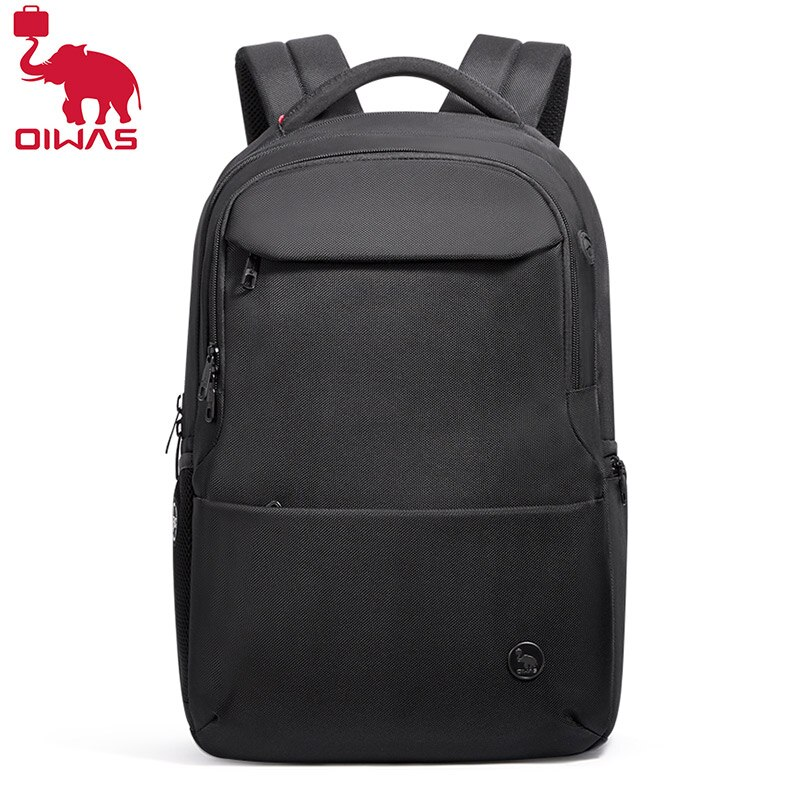 Oiwas-حقيبة ظهر للكمبيوتر المحمول مقاس 15.6 بوصة ، حقيبة أعمال ، حقيبة مدرسية مقاومة للماء ، حقيبة للمراهقين والطلاب ، Mochila