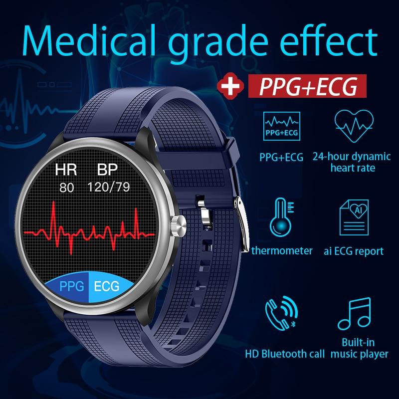 KAIHAI Smart Watch Men women smartwatch Bluetooth Call Sport Fitness Bracelet watch Clock For Android Apple Xiaomi Huawei