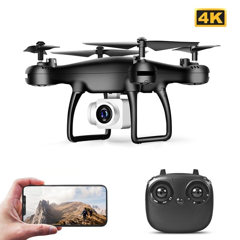 Dron Profesional 4k con cámara, WIFI, FPV, teledirigido cuadricóptero, fotografía aérea, Ultra...