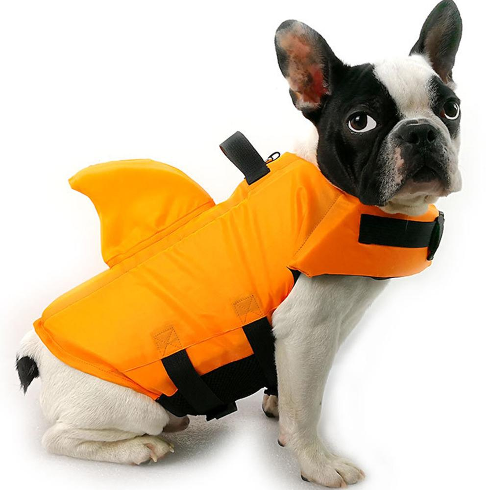1 Chaleco salvavidas de seguridad para mascotas Pequeño medio y Animal PEQUEÑO chaleco salvavidas para mascotas ropa azul o naranja XS/S