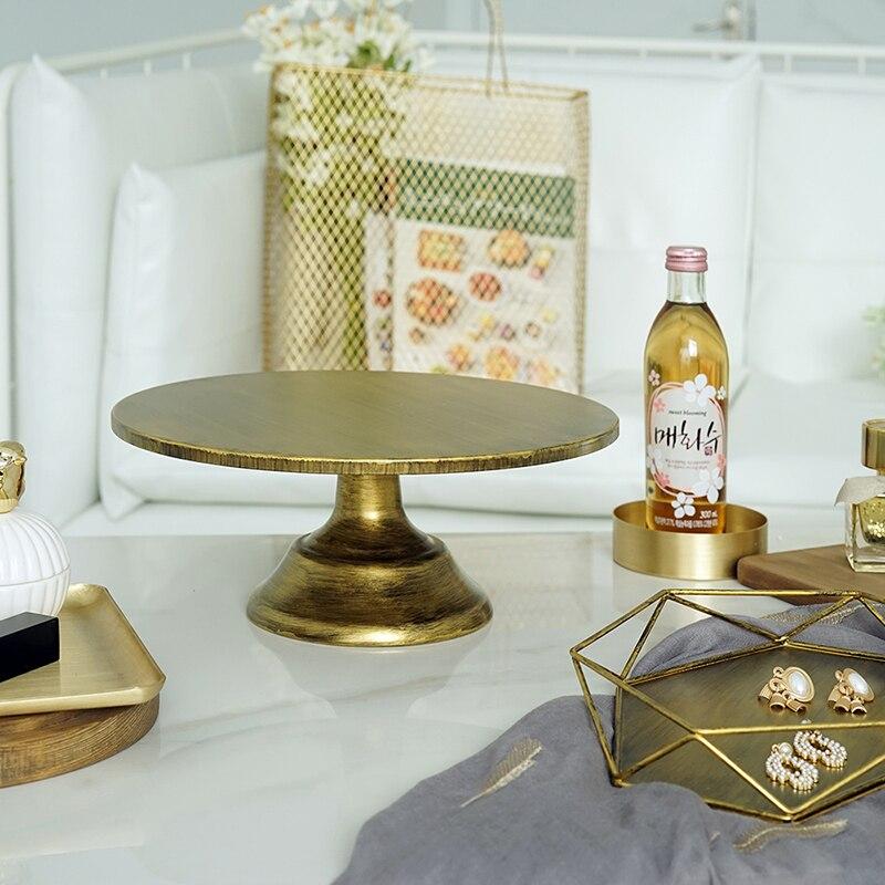 Sweet go-حامل تزيين الكيك ، ذهبي ، مع أدوات زفاف سوداء ، للكب كيك/حلوى الفوندان ، طاولة الحفلات ، مورد