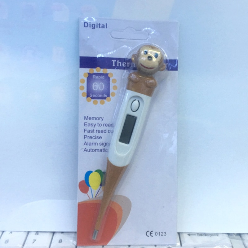Cartoon Children&Infant Electronic Thermometer Oral Thermometer Adult Thermometer