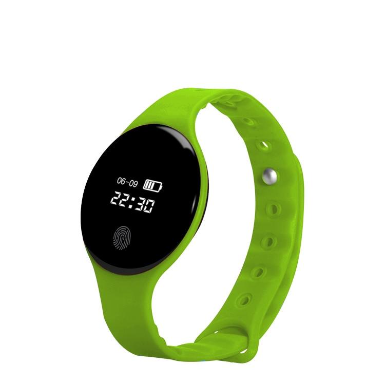Global Version Original H8 Fitness Tracker Smart Bracelet 0.66 OLED Touch Screen Waterproof