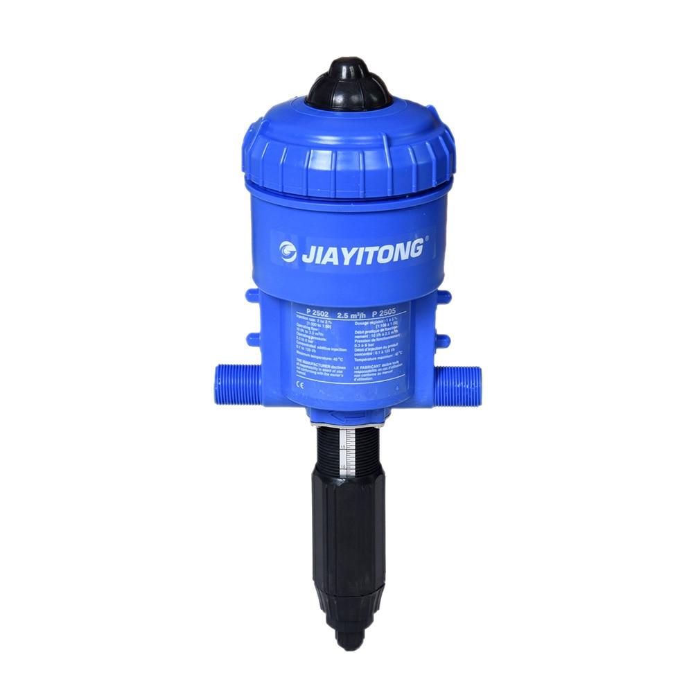 Mediador 12-3000l/h 0.2%-2% 4c-30c do distribuidor do injetor do adubo ferramentas de dosagem automática dispositivo de dose controlável dose devic