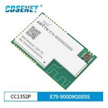 CC1352P SMD mucho módulo transceptor de 868MHz 915MHz 2,4 GHz E79-900DM2005S PA brazo IoT transmisor y receptor