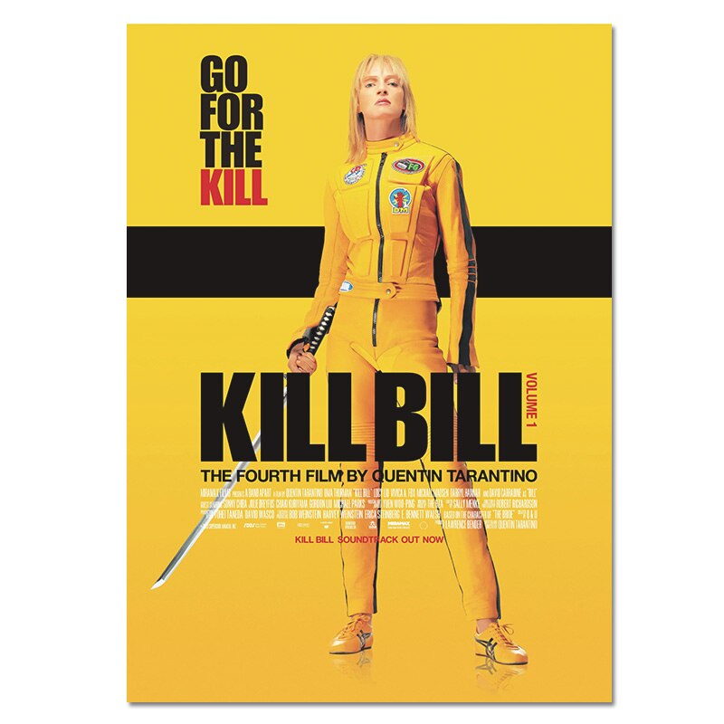 movie-silk-poster-kill-bill-the-bride-cloth-wall-art-prints-vintage-film-decorative-pictures-quentin-tarantino-canvas-posters