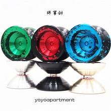 Yoyoapartment général épée YOYO longue sommeil métal yoyo pour professionnel 1A 3A 5A