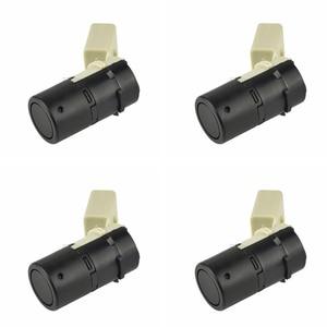 4 PCS 7H0919275 PDC Parking Sensor 7H0919275A Bumper Parking Aid Sensor For AUDI A6 S6 4B 4F A8 S8 A4 S4 RS4
