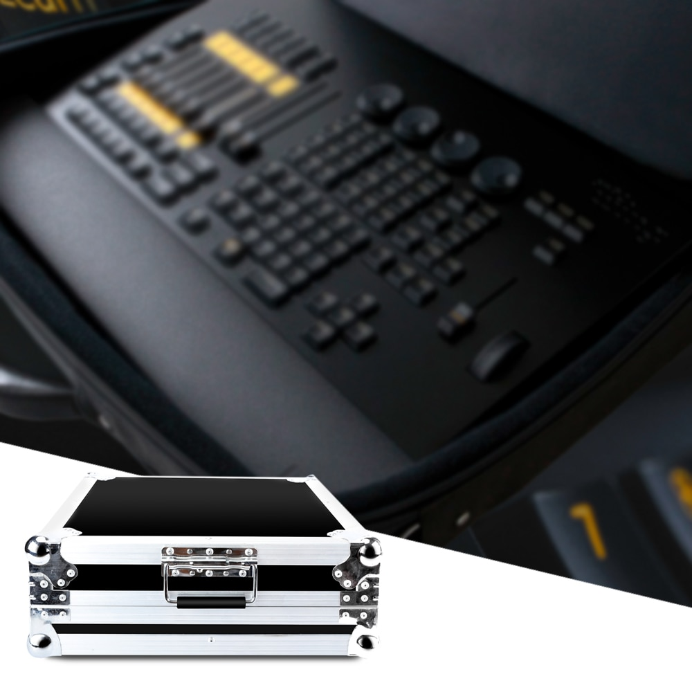 DMX onPC Console M-A Command Wing Professional Stage Laser Light Strobe Light Controller DJ Disco Quartz Fader Wing Console