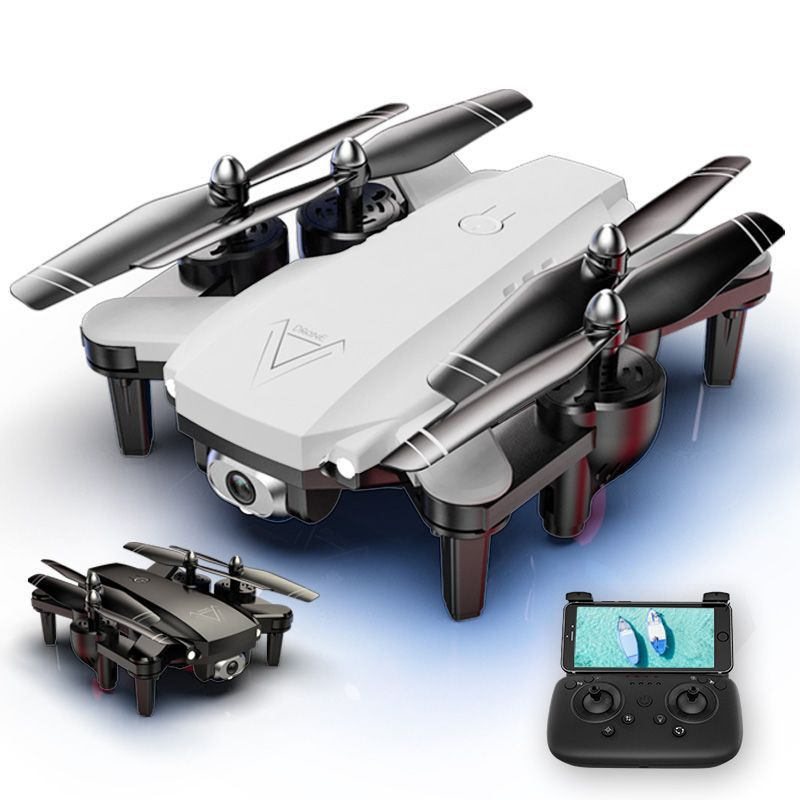 New L103 Drone Dual Lens 720P/1080P Wide Angle High Definition Aerial Photography Four-axis Remote Control Plane Folding