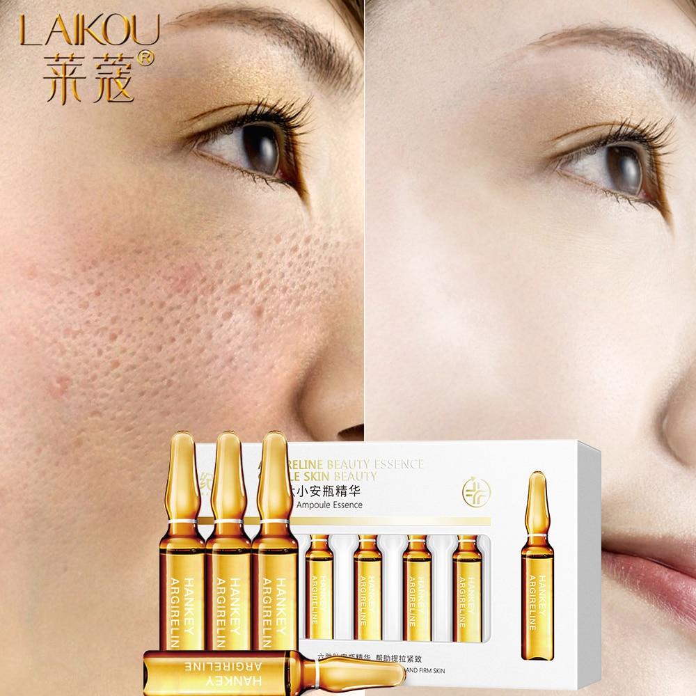 LAIKOU Niacinamide Face Serum 24k gold Hyaluronic Acid Ampoule Anti-Aging Anti-Ance Shrink Pores Whitening Moisturizing Essence