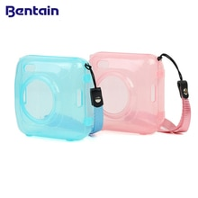 Модный прозрачный синий розовый чехол сумка для принтера PAPERANG P1, сумка для фотопринтера, аксессуары для путешествий